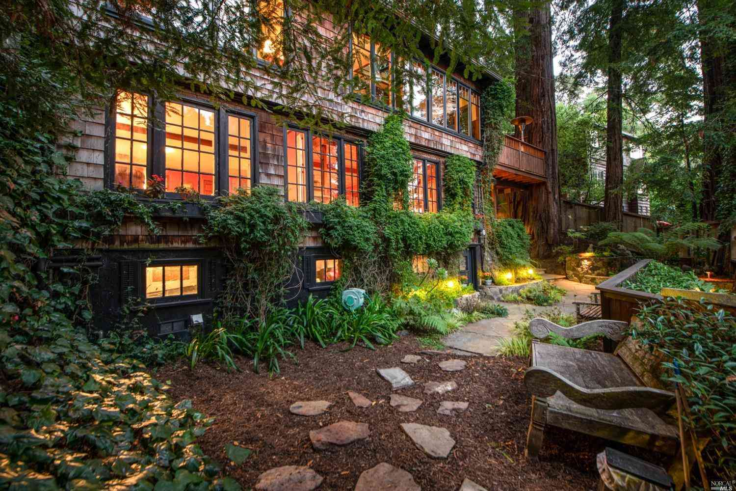 60 Castle Rock Drive, Mill Valley, CA, 94941,