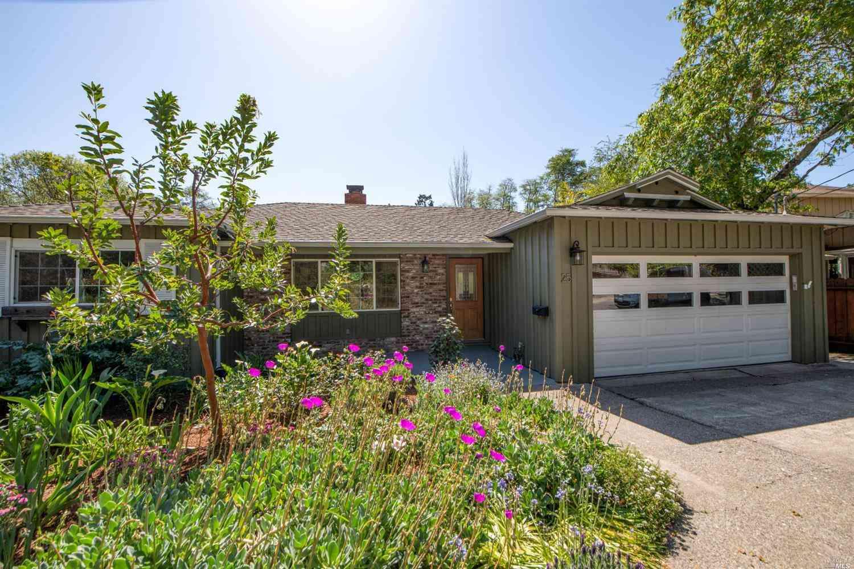 25 Madrone Avenue, San Anselmo, CA, 94960,