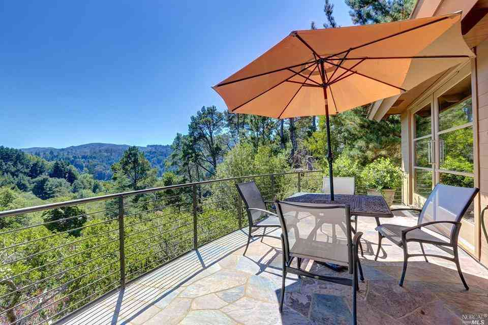 30 Edgehill Road, Mill Valley, CA, 94941,