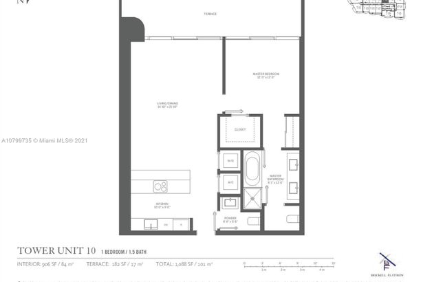 1000 Brickell Plaza #2210
