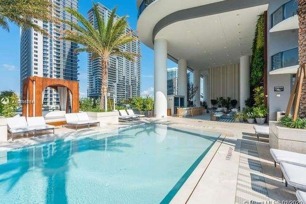 801 S Miami Ave #3808