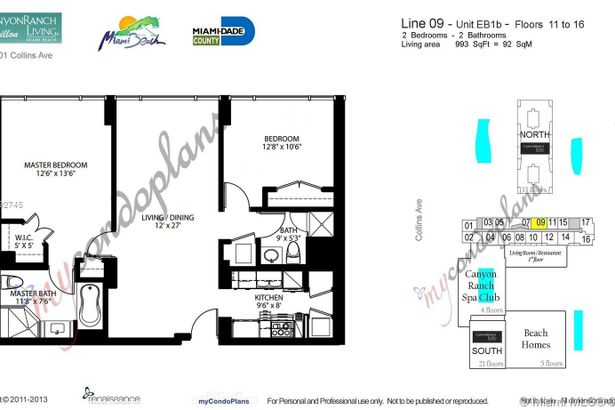 6801 Collins Ave #1109