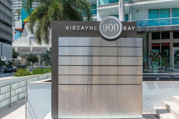 900 Biscayne Blvd #709