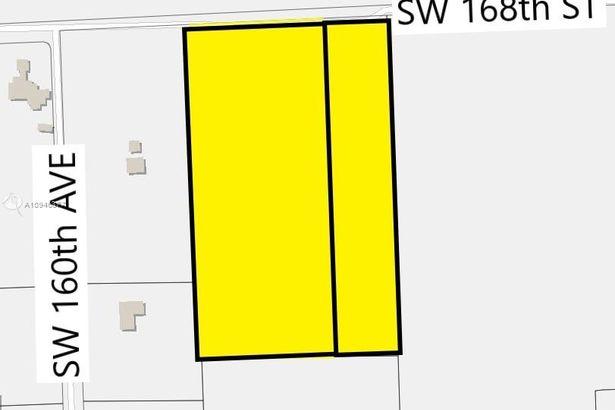 None SW 168th Street