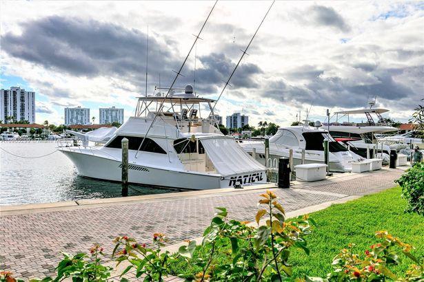 3630 Yacht Club Dr #TH602