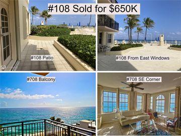 3475 S Ocean Blvd #708, Palm Beach, FL, 33480,