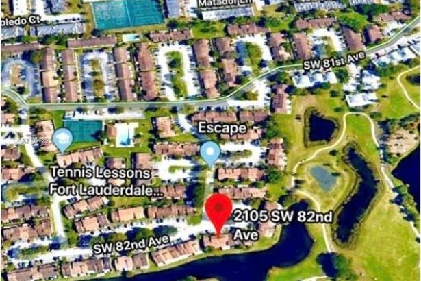 2105 SW 82nd Ave #2105