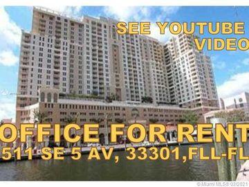 511 SE 5 AVE #101/102, Fort Lauderdale, FL, 33301,