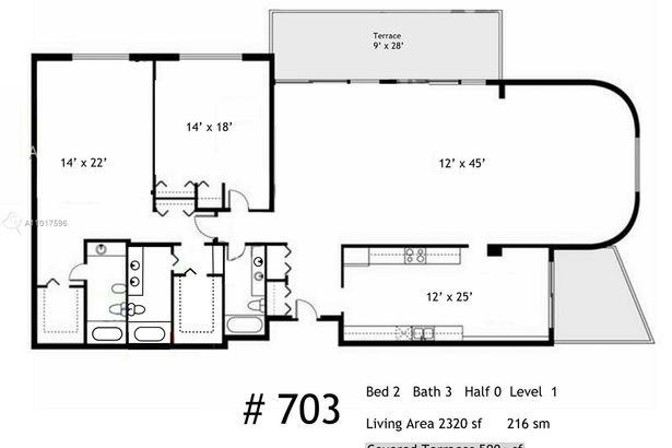 1800 NE 114th St #703