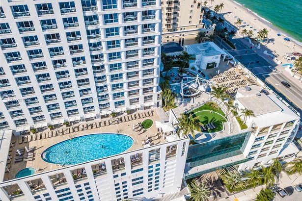 551 N Fort Lauderdale Beach Blvd #H1216