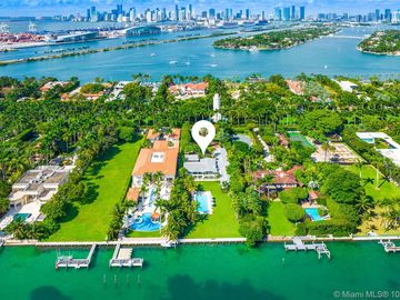 34 Star Island Dr, Miami Beach, FL, 33139,