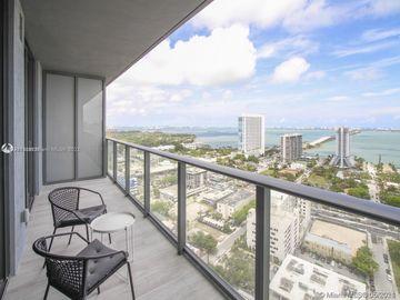 3401 NE 1st Av #2706, Miami, FL, 33137,