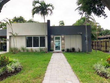 1718 N Victoria Park Rd, Fort Lauderdale, FL, 33305,