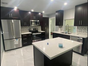 Kitchen, 6461 Grant St, Hollywood, FL, 33024,