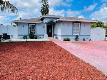 819 Hansen St, West Palm Beach, FL, 33405,