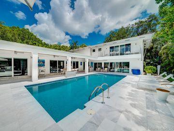 Swimming Pool, 4150 Bay Point Rd, Miami, FL, 33137,