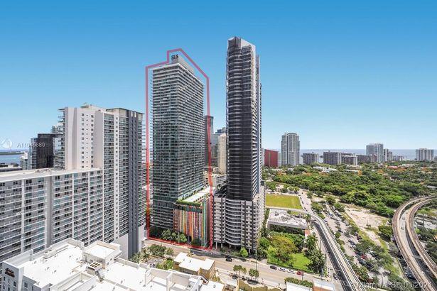1300 S Miami Ave #3511
