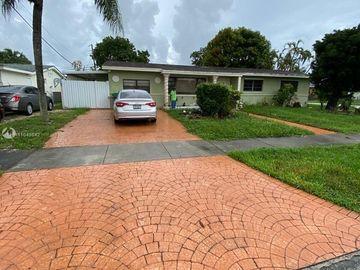 19601 NW 5th Pl, Miami Gardens, FL, 33169,