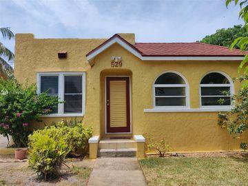 529 Hampton Rd, West Palm Beach, FL, 33405,