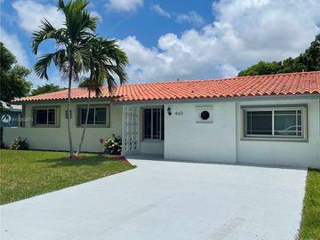 460 NW 88th Ter, El Portal, FL, 33150,