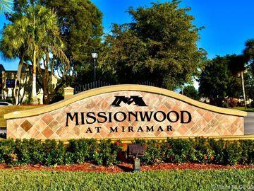 8327 E Missionwood Dr #C-25, Miramar, FL, 33025,