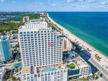 551 N Fort Lauderdale Beach Blvd #R1812, Fort Lauderdale, FL, 33304,