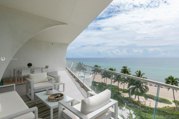 16901 Collins Ave #602