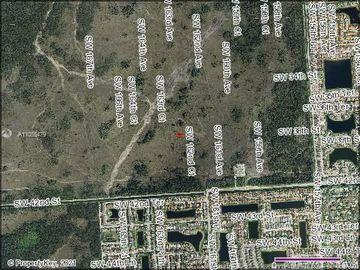 SW 38 St SW 163 Ave, Miami, FL, 33185,