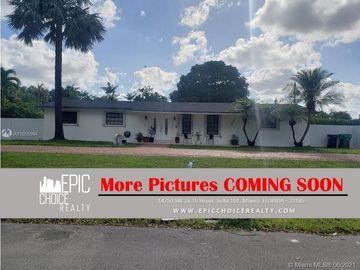 19500 SW 128th Ave, Miami, FL, 33177,