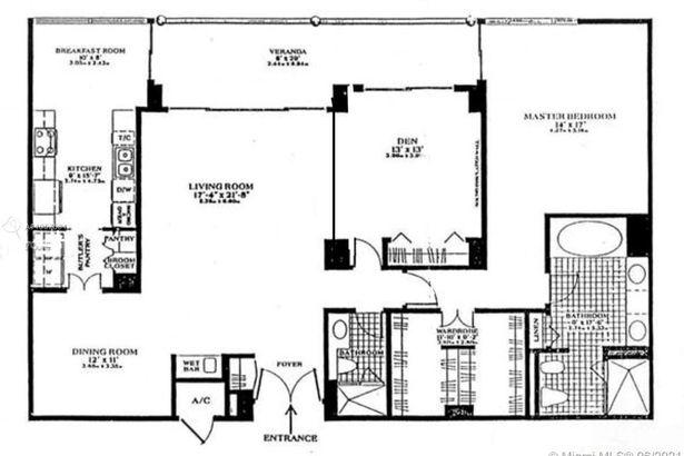 1581 Brickell Ave #1802