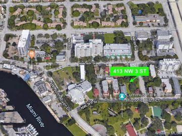 413 NW 3rd St, Miami, FL, 33128,
