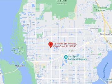 1616 NW 5TH TER, Cape Coral, FL, 33993,