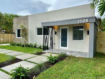 1508 NE 18th St, Fort Lauderdale, FL, 33305,