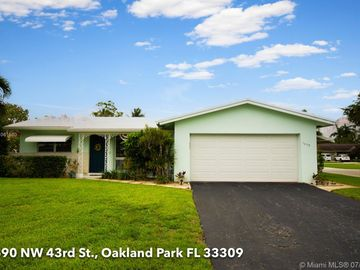 1690 NW 43rd St, Oakland Park, FL, 33309,