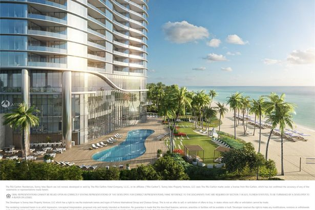 15701 Collins Ave #2005