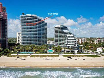 2200 N Ocean Blvd #S1702, Fort Lauderdale, FL, 33305,