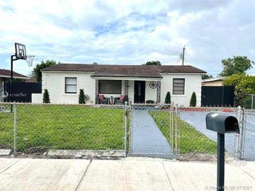 2460 NW 154th St, Opalocka, FL, 33054,