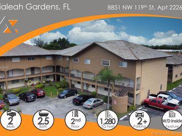 8851 NW 119th St #2226-2, Hialeah Gardens, FL, 33018,
