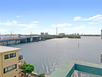 7825 NE Bayshore Ct #501, Miami, FL, 33138,