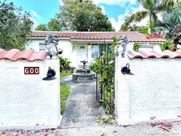 600 SW 12th Ct, Fort Lauderdale, FL, 33315,