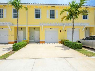 4027 NW 11th Drive #4027, Lauderhill, FL, 33313,