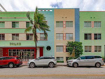 1460 Ocean Dr #205, Miami Beach, FL, 33139,