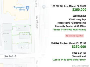 134 SW 6th Ave, Miami, FL, 33130,