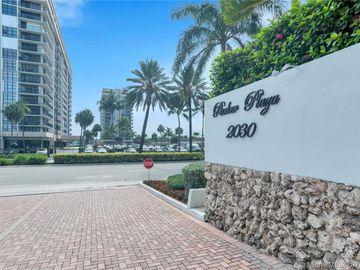 2030 S Ocean Dr #408, Hallandale Beach, FL, 33009,