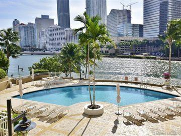 801 Brickell Key Blvd #1810, Miami, FL, 33131,