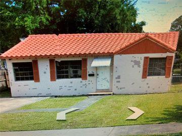 165 Lawn Way + Cottage, Miami Springs, FL, 33166,