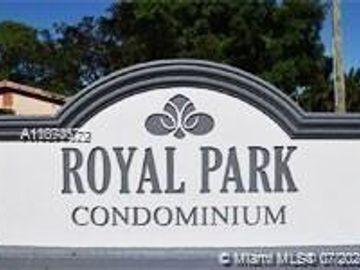 120 Royal Park Dr #4A, Oakland Park, FL, 33309,