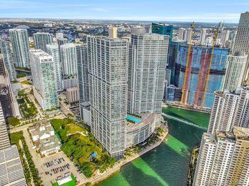 495 Brickell Ave #609, Miami, FL, 33131,