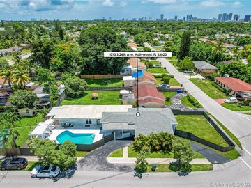 1013 S 24th Ave, Hollywood, FL, 33020,