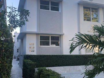 920 Jefferson Ave #4, Miami Beach, FL, 33139,